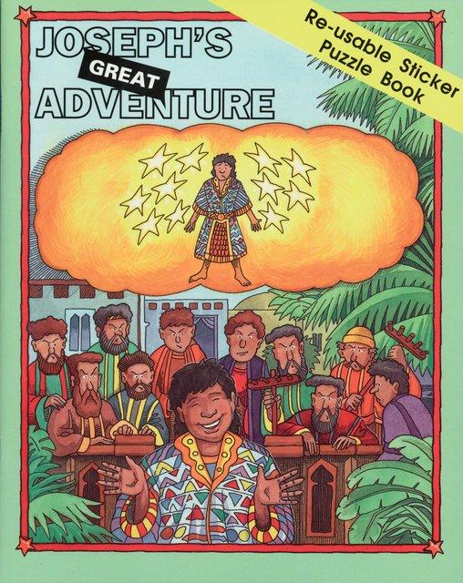 Joseph Sticker Book