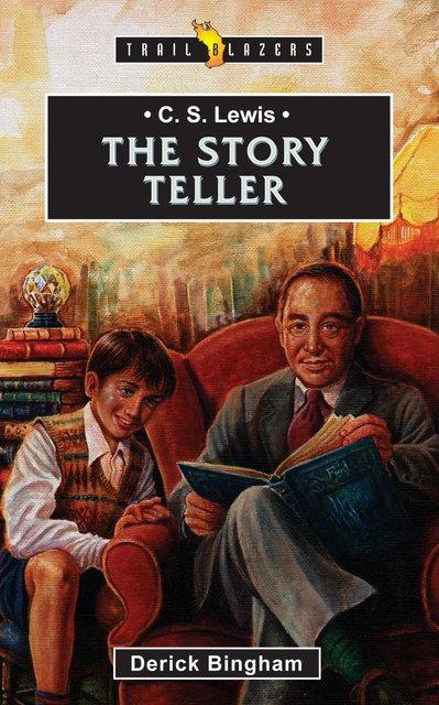 C.S. LewisThe Story Teller
