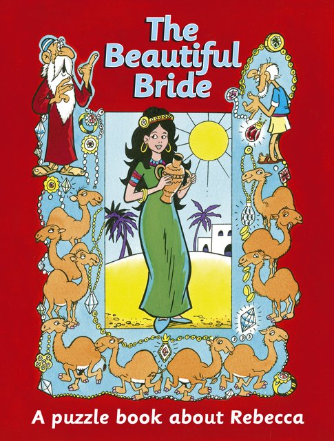 The Beautiful BrideA puzzle book about Rebecca