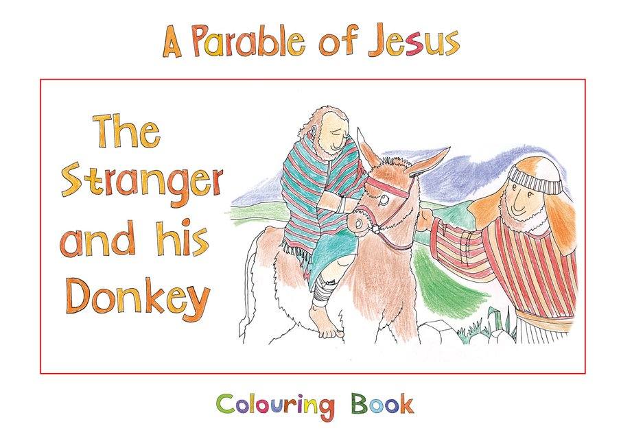 The Stranger And His DonkeyBook 1