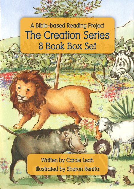 Creation SeriesThe Creation Series 8 Book box set