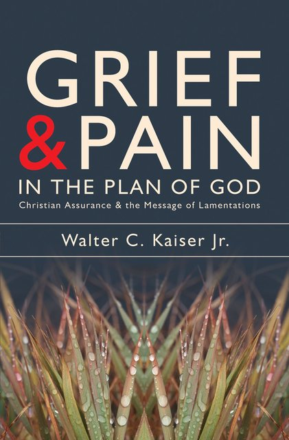 Grief and Pain in the Plan of GodChristian Assurance and the message of Lamentations
