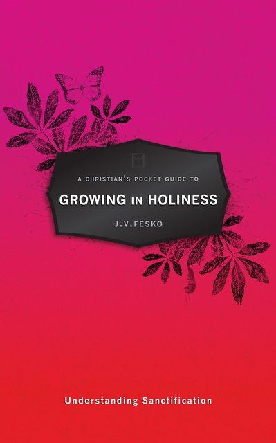 A Christian's Pocket Guide to Growing in HolinessUnderstanding Sanctification