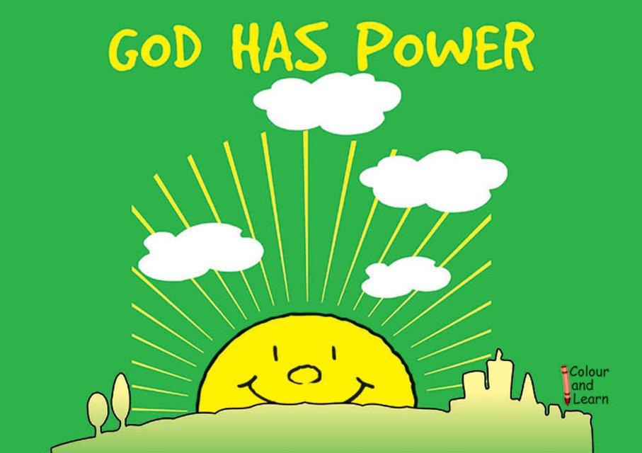 God Has Power