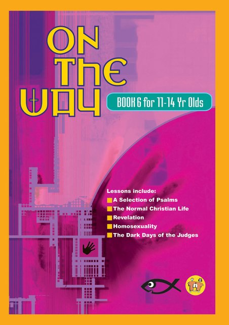 On the Way 11–14's – Book 6