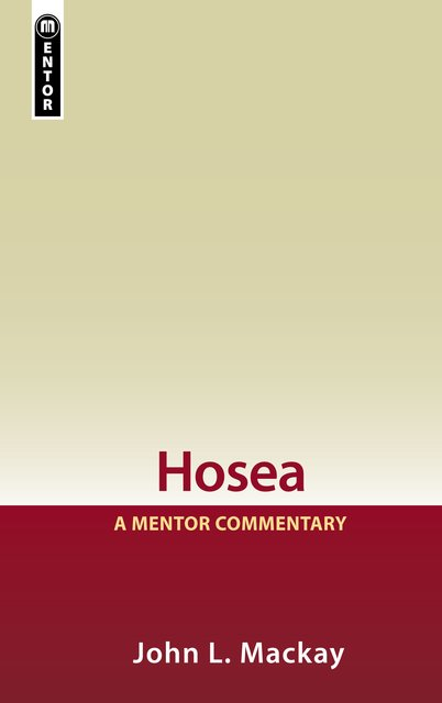 HoseaA Mentor Commentary