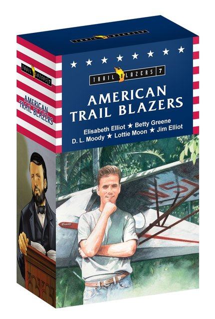 Trailblazer Americans Box Set 7