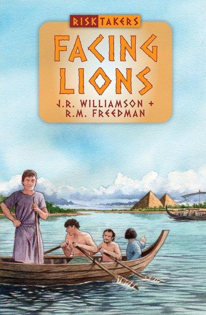 Facing Lions