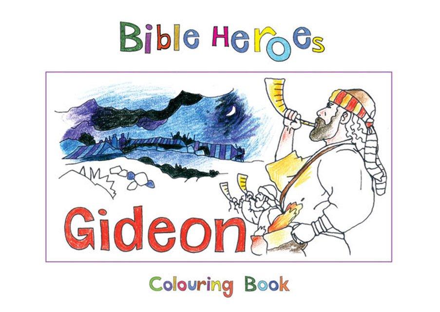 Bible Heroes Gideon