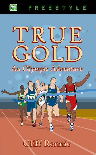 True GoldAn Olympic Adventure
