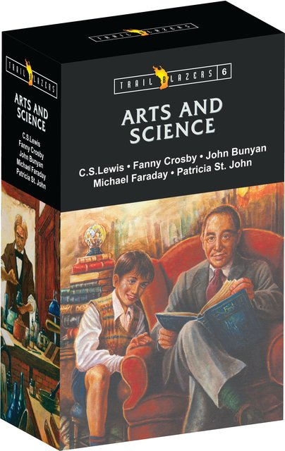 Trailblazer Arts & Science Box Set 6