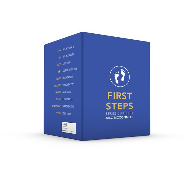 First Steps Box Set10 book set