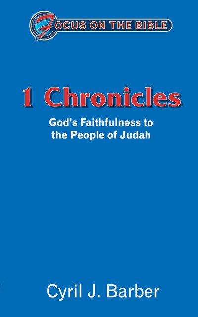1 ChroniclesGod's Faithfulness to the People of Judah