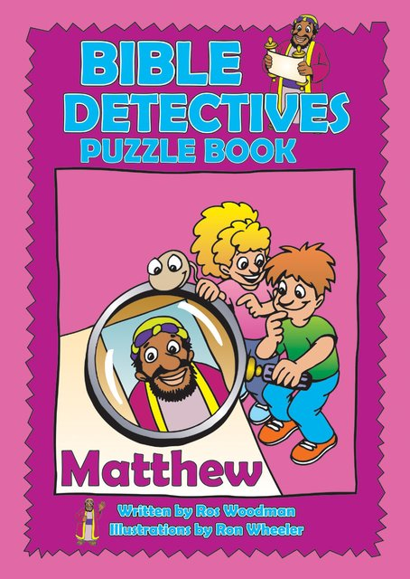Bible Detectives Matthew