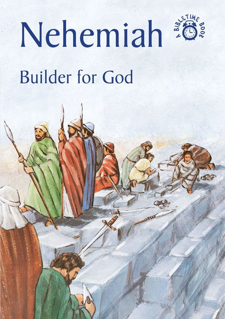 NehemiahBuilder for God