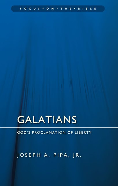 GalatiansGod's Proclamation of Liberty