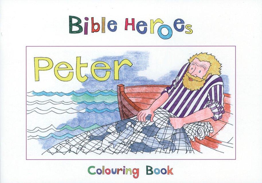 Bible Heroes Peter