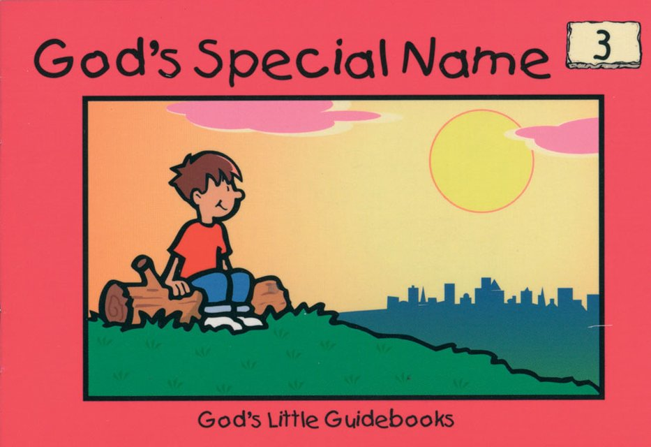 God's Special Name
