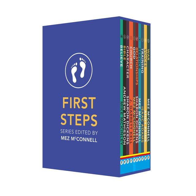 First Steps Box Set10 book set