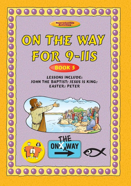On the Way 9–11's – Book 5