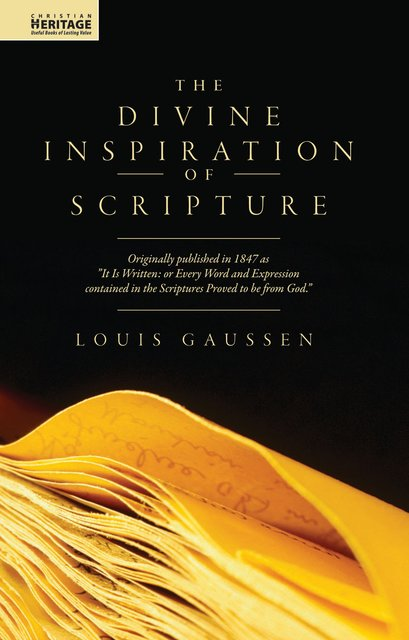 Divine Inspiration of Scripture