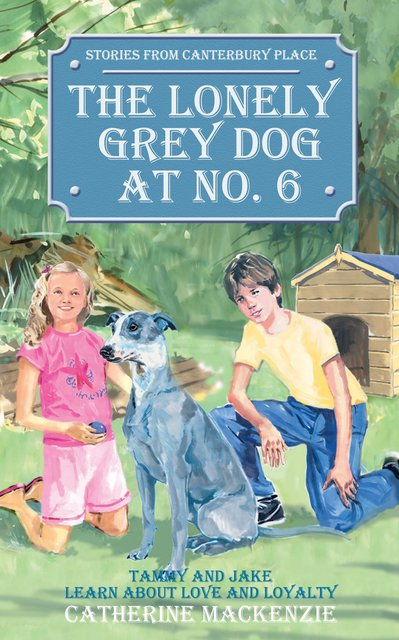 The Lonely Grey Dog At No. 6Tammy and Jake Learn About Love and Loyalty