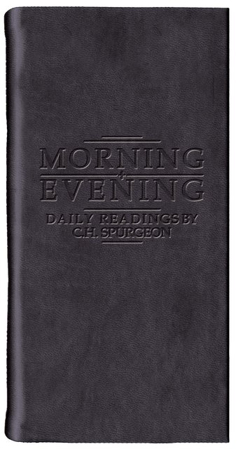 Morning And Evening - Matt Black