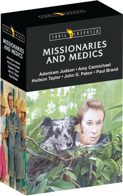 Trailblazer Missionaries & Medics Box Set 2