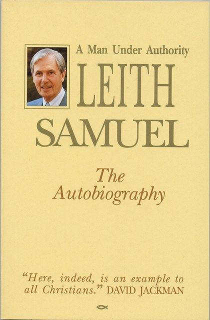 Leith Samuel - Man Under Authority