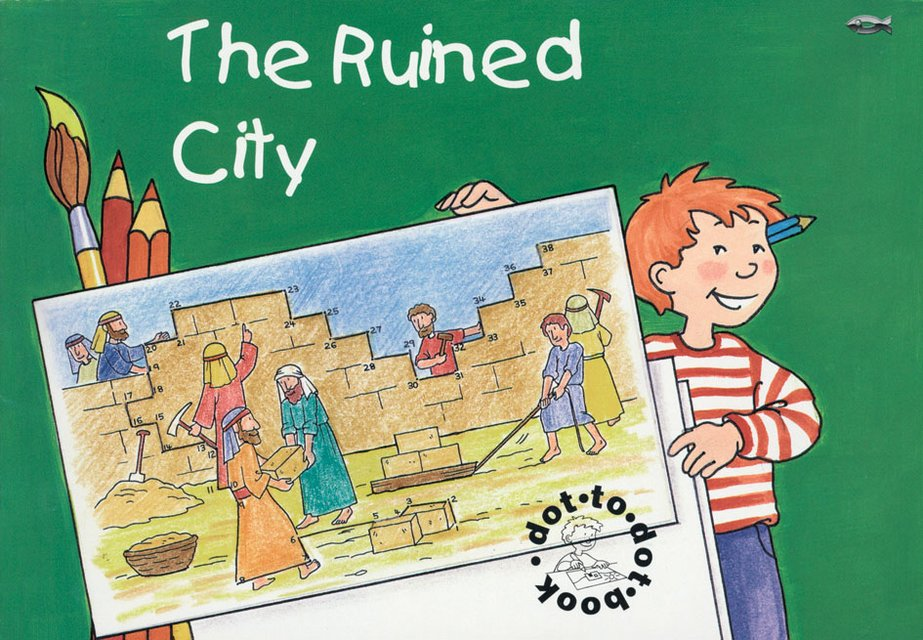 The Ruined CityBible Events Dot to Dot Book