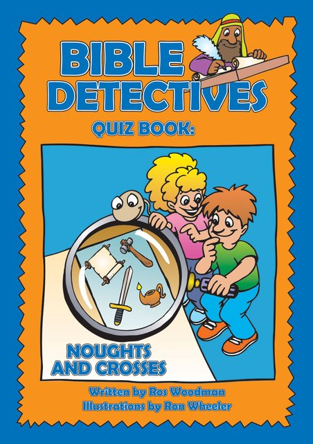Bible Detectives Quiz BookThe Quiz Book