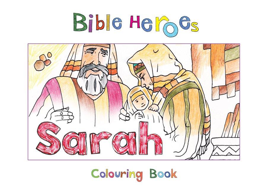 Bible Heroes Sarah