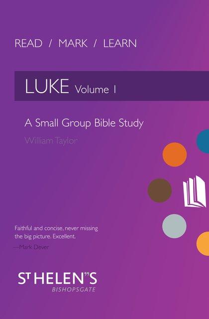 Read Mark Learn: Luke Vol. 1