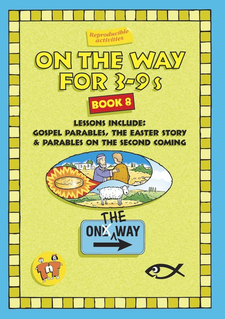 On the Way 3–9's – Book 8