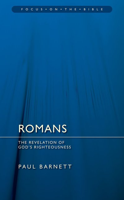 RomansRevelation of God's Righteousness