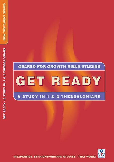 Get ReadyA Study in 1 & 2 Thessalonians