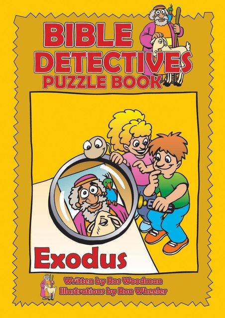 Bible Detectives Exodus