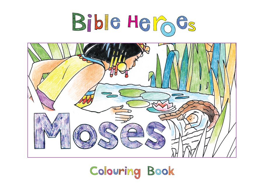 Bible Heroes Moses