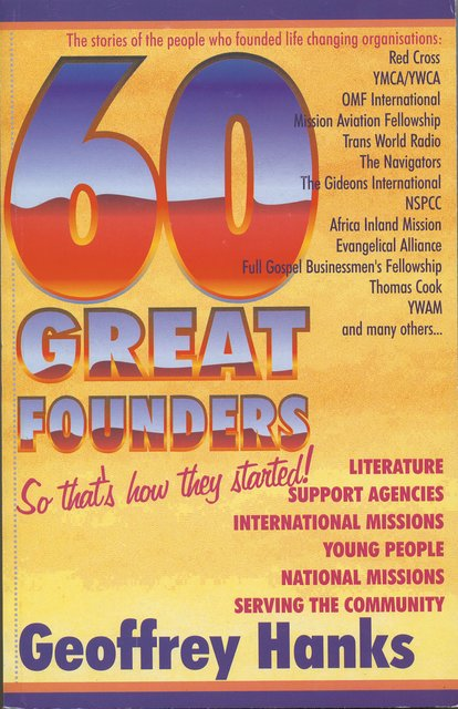 60 Great FoundersSo that's how they started.