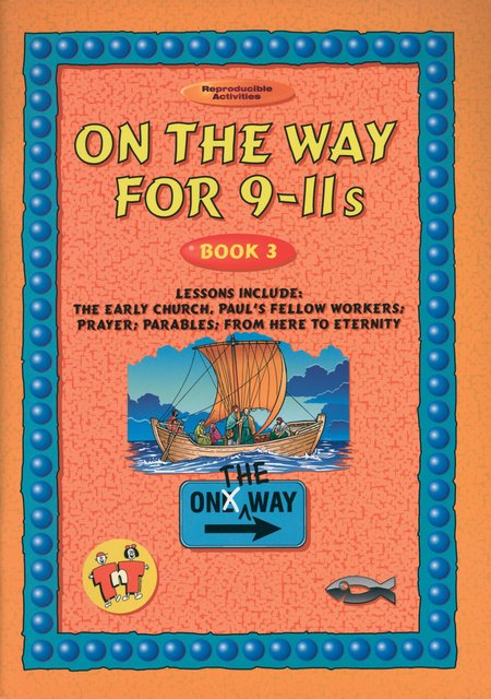 On the Way 9–11's – Book 3