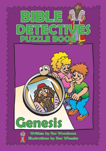Bible Detectives Genesis