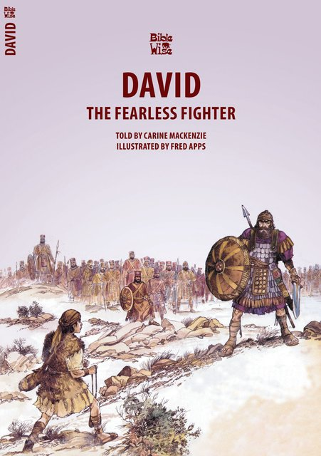 DavidThe Fearless Fighter