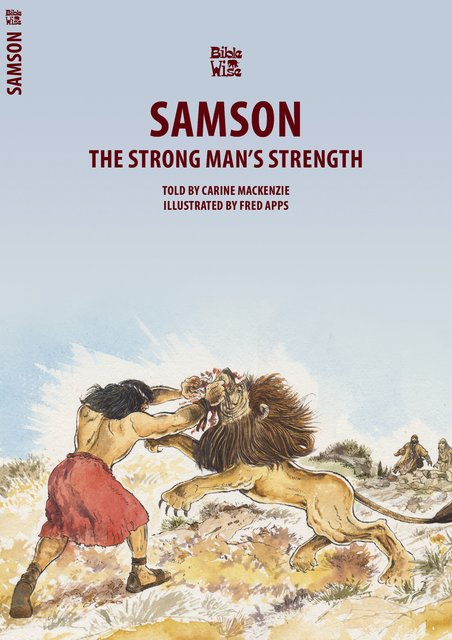 SamsonThe Strong Man's Strength