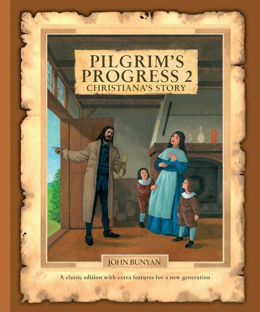 Pilgrim's Progress 2Christiana's Story